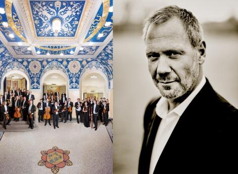 Münchner Rundfunkorchester & Thilo Wolf Quartett